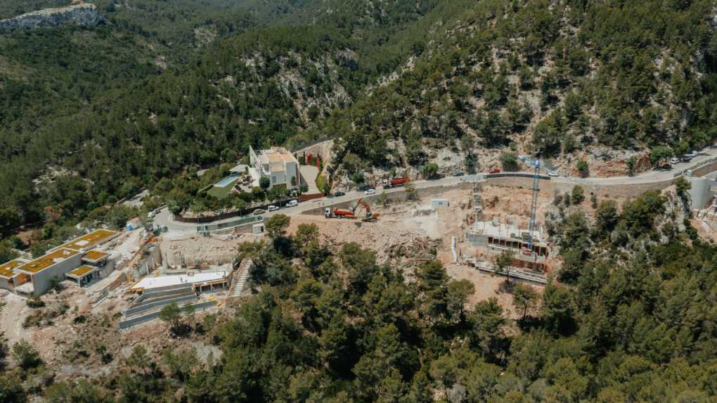 movimientos de tierras en excavaciones